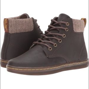Dr. Martens Brown Maelly Ankle Style Boot